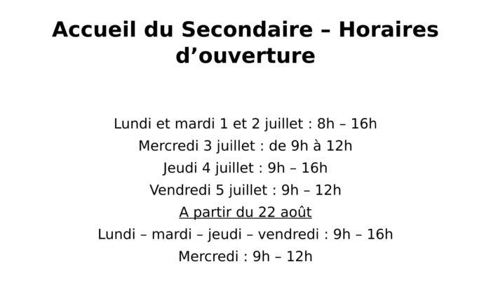 2018-19_1909_Accueil_du_Secondaire_-_Horaires_juillet-aot-1