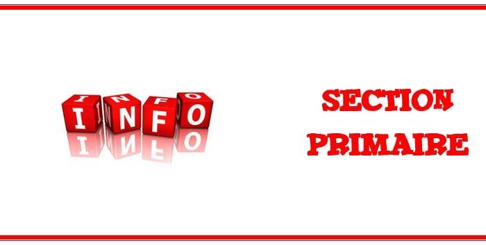 ARB Primaire info 01