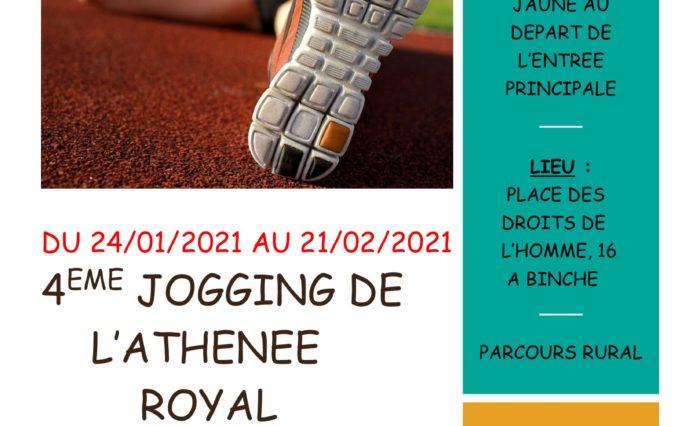 Jogging ARB 2020-21